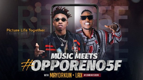 Mayorkun - Dance (Oppo) Ft L.A.X Free Mp3 Download