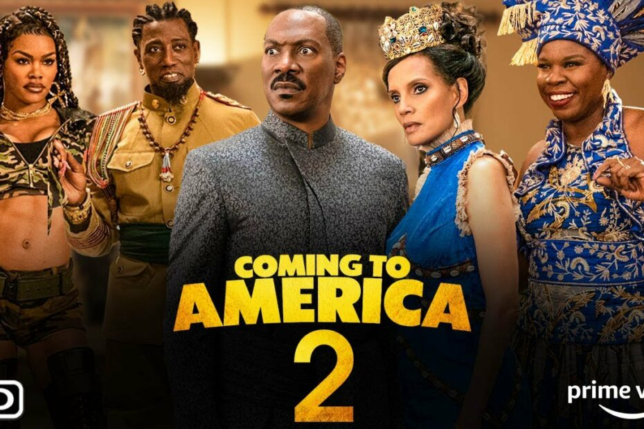 [Movie] Coming 2 America (2021) HD Mp4 Download