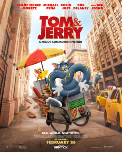 [Movie] Tom And Jerry (2021) Free HD Mp4 Download