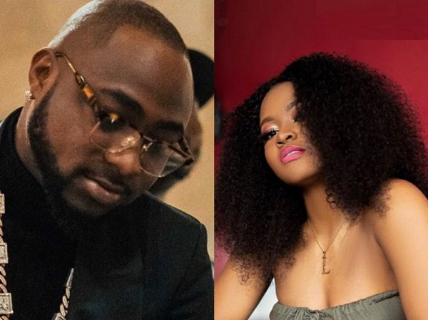 I can't stop listening - Davido hints on a new song with his signee, Liya