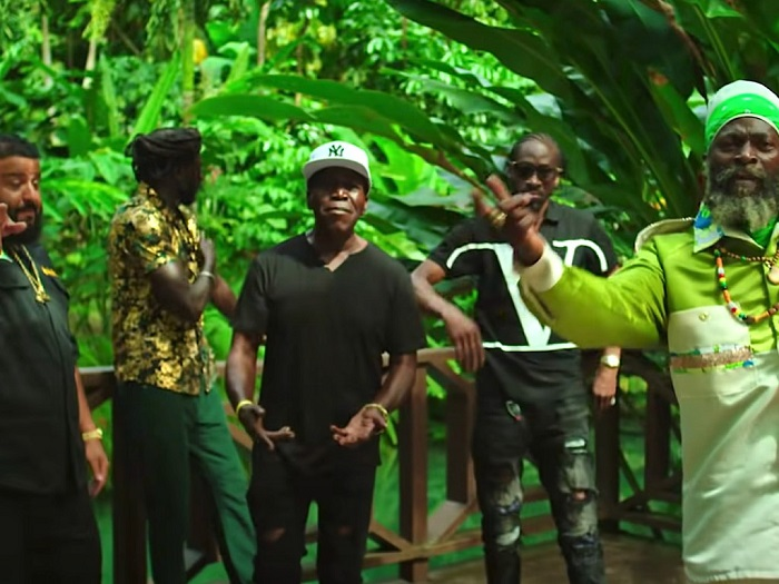 [Video] DJ Khaled - Where You Come From Ft Buju Banton, Capleton, Bounty Killer & Barrington Levy Mp4 Download