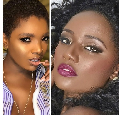 You are an evil snake - Actress, Lynda Clems calls out Annie Idibia and her colleagues