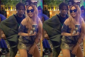 Media Personality, Nengi shares screenshots of her conversation with rapper, Laycon