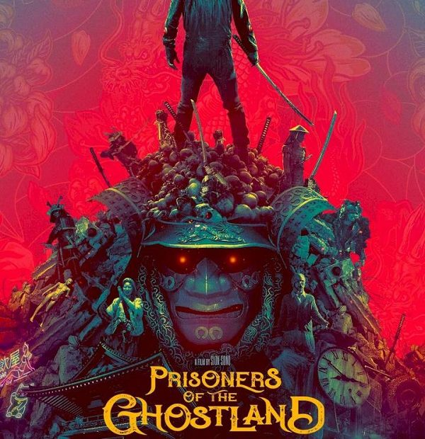 Movie: Prisoners of the Ghostland (2021) HD Mp4 Download